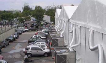 climatização e ar condicionado para shows e eventos