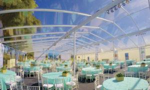 Locação de tendas e decoração é so na Master Tendas