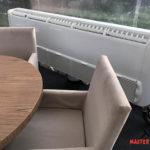 Locação de equipamentos de climatização e ar condicionado