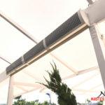 Locação de equipamentos de climatização