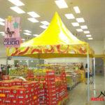 Master tendas personalizadas para supermercados