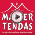 Assista o vídeo da Master Tendas, a maior empresa de locação de Tendas do Brasil