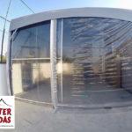 Tenda em Lona KP1000 Transparente