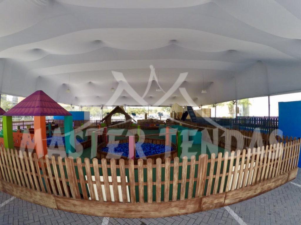 Decoração de tendas para eventos